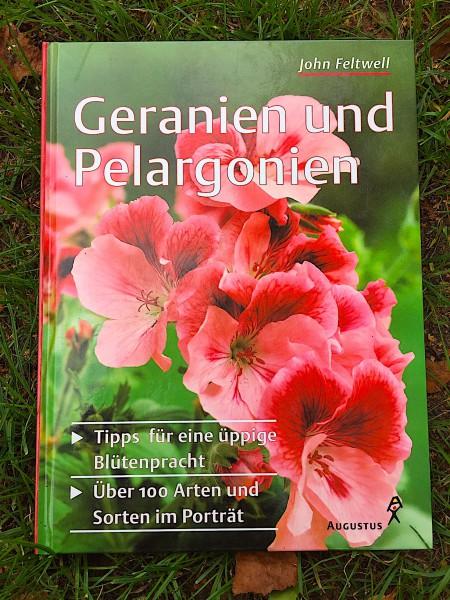 """""""Geranien u. Pelargonien"""" von John Feltwell"""