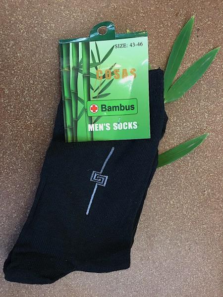 Bambussocken für Männer (Grösse 43-46)